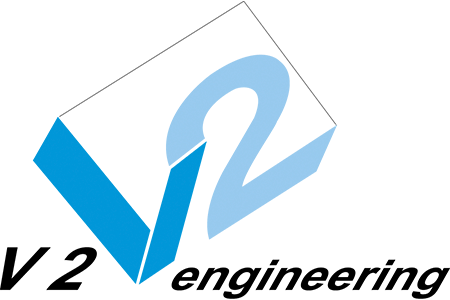 V2 Engineering logo