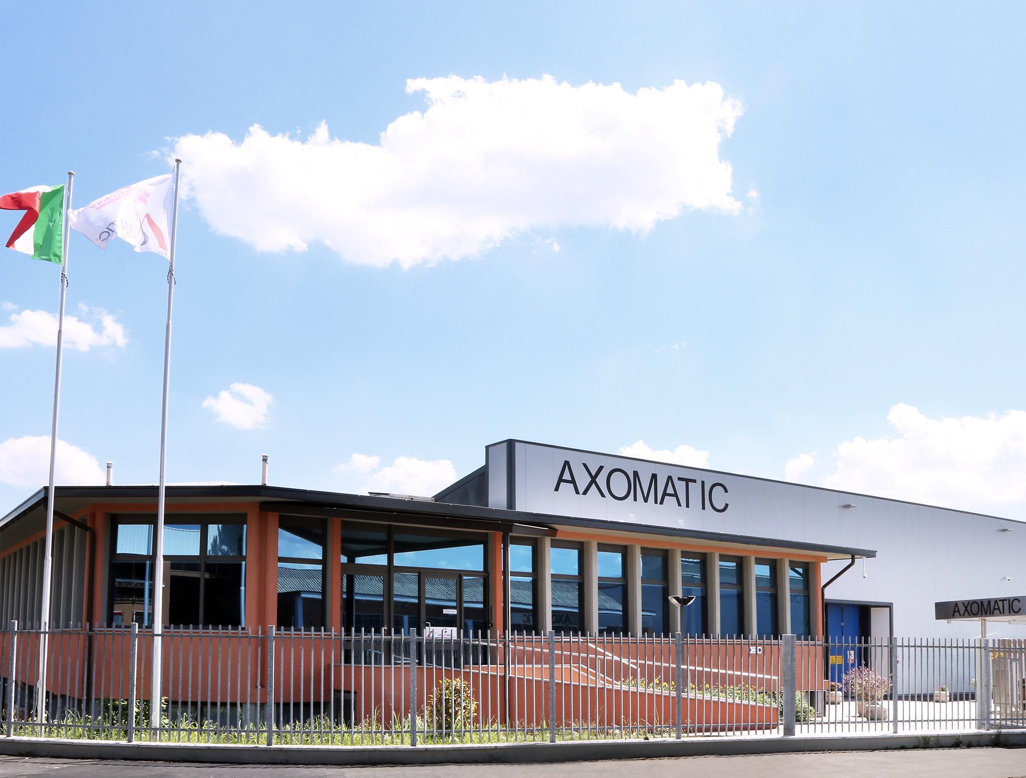 Axomatic New Plant_News